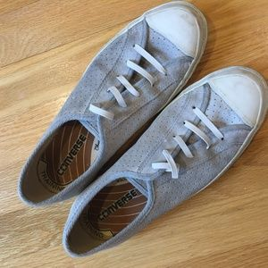 Suede Converse All-Stars